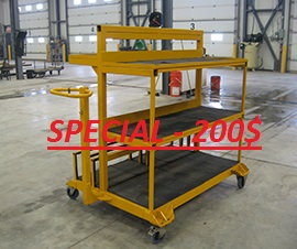 Heavy duty Trolley - 2